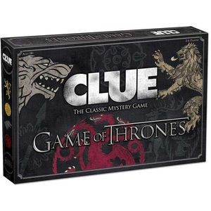 Other - NWT Game of Thrones CLUE Board Game